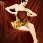 Kristin Minsky at Vintage Girl Studios. Boston/Providence Pin-up Photography
