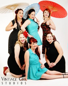 Miss K Pin-up Bachlorette