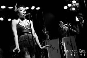 Postmodern Jukebox andd Vintage Girl Studios