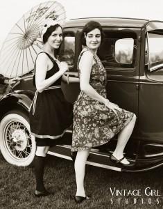 Vintage Girl Studios Lawn Party