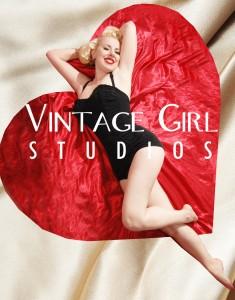 Valentine's Day @VintageGirlStudios